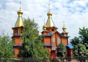 Мужской монастырь в честь Песчанской иконы Божией Матери, г. Изюм