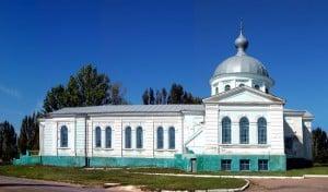 Храм Ахтырской иконы Божией Матери, с. Бугаевка