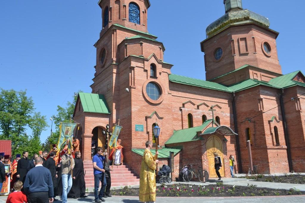Жено-Мироносицкий храм, г. Волчанск