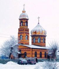 Свято-Духовский храм, с. Новоосиново