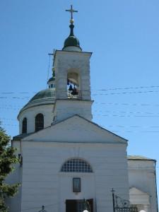 Свято-Крестовоздвиженский храм, г. Изюм