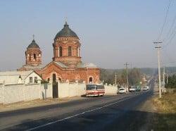 Борисо-Глебский женский монастырь, с. Водяное