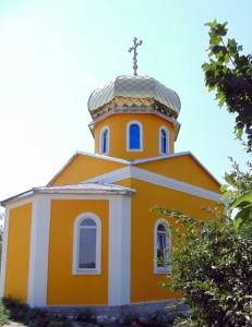 Храм Святителя Афанасия Лубенского, с. Новоегоровка