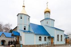Свято-Покровский храм, пгт. Купянск-Узловой