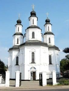 Свято-Преображенский храм, г. Изюм
