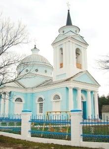 Свято-Варваринский храм, с. Капитоловка