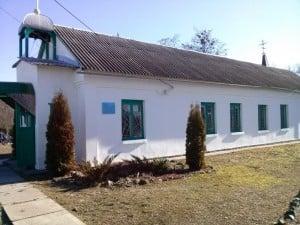 Свято-Введенский храм, с. Студенок