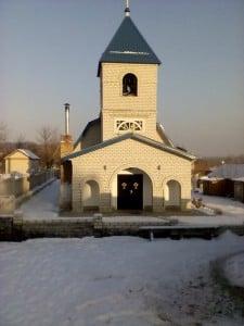 Свято-Николаевский храм, с. Красный Оскол