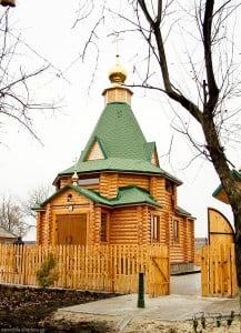 Свято-Николаевский храм, с. Липчановка