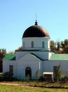 Свято-Троицкий храм, с. Малая Камышеваха