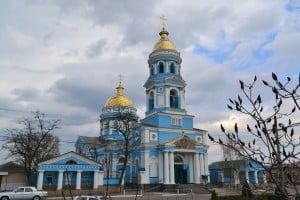 Свято-Вознесенский кафедральный собор, г. Изюм