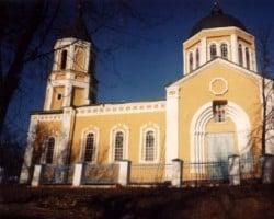Свято-Успенский храм, с. Сеньково