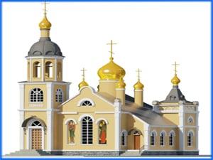 Храм Рождества Пресвятой Богородицы, пгт. Боровая