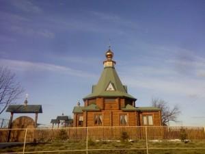 с.Липчановка-храм