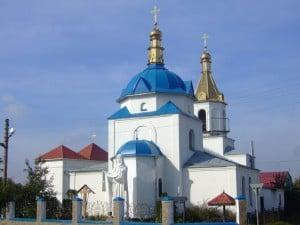 Свято-Покровский храм, г. Балаклея