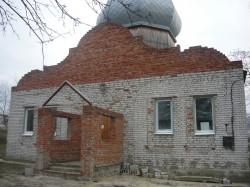 Свято-Троицкий храм, с. Гусаровка