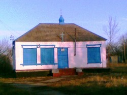 Свято-Успенский храм, с. Бригадировка