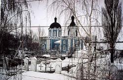 Свято-Успенский храм, г. Барвенково