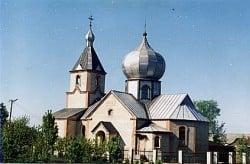 Свято-Ильинский храм, пгт. Близнюки