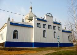 Храм Иверской иконы Божией Матери, пгт. Белый Колодязь