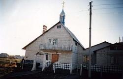 Свято-Владимирский храм, пгт. Вильча