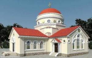 Свято-Богоявленский храм, с. Молодовая