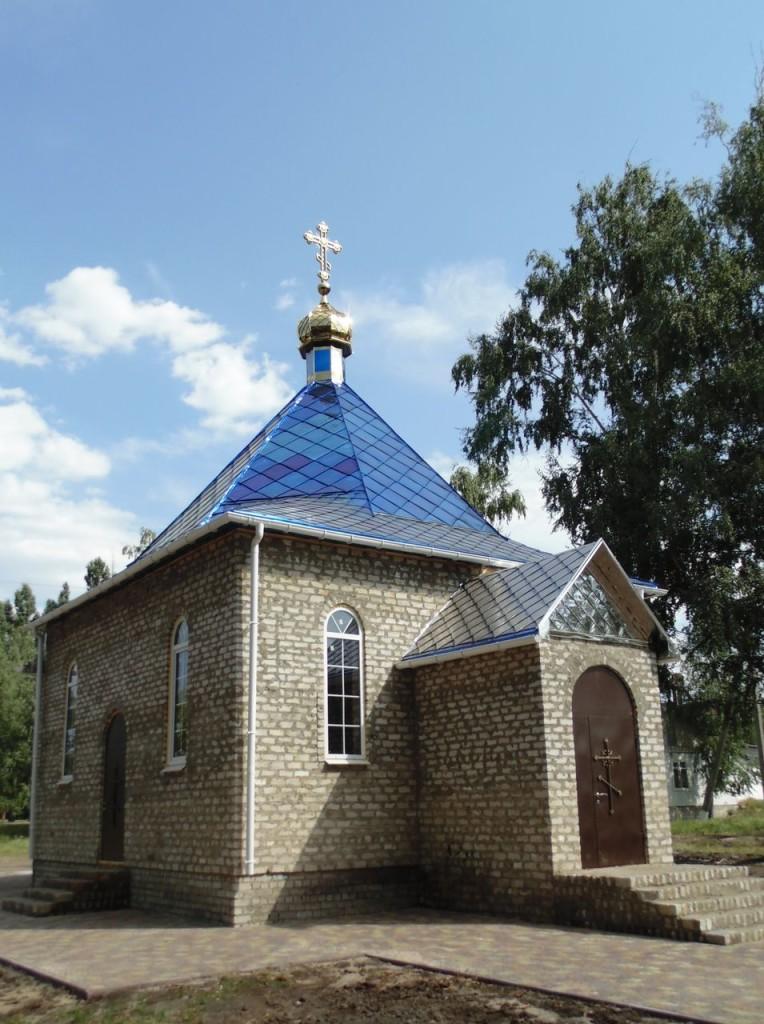 Архангело-Михайловский храм, с. Таволжанка