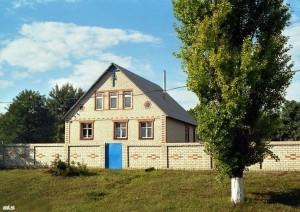 Свято-Возненский храм, с. Ольшана