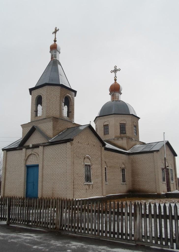 Храм Святого Георгия Победоносца, с. Николаевка