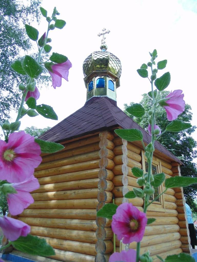 Часовня Преподобного Сергия Радонежского, с. Колодезное