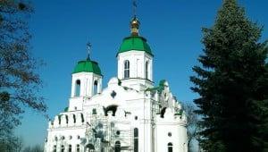 Свято-Троицкий храм, г. Змиев