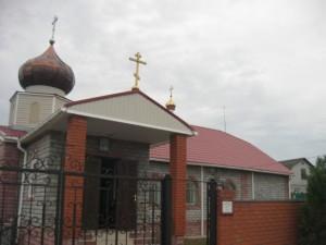 Свято-Николаевский храм, г. Змиев