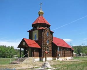 Свято-Покровский храм, с. Тимченки