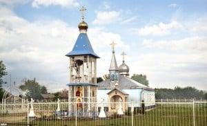 Храм Преподобного Серафима Саровского, с. Генеевка