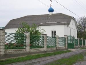 Архангело-Михайловский храм, с. Тарановка