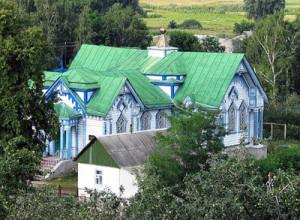 Храм Рождества Христова, с. Боровая