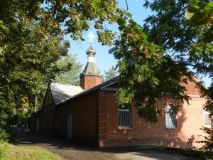 Свято-Успенский храм, с. Борки