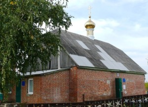 Храм Рождества Пресвятой Богородицы, с. Константовка