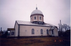 Свято-Троицкий храм, с. Пришиб