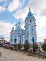 Храм Владимирской иконы Божией Матери, пгт. Кочеток