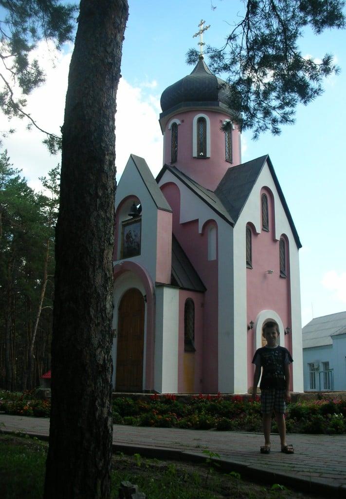 Часовня Святого Георгия Победоносца, с. Гряниковка