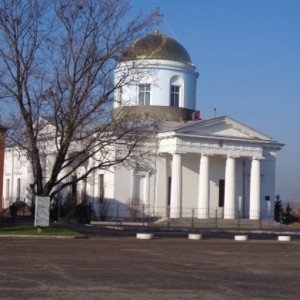 Свято-Покровский храм, г. Чугуев