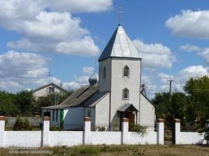 Свято-Троицкий храм, с. Волохов Яр