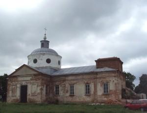 Свято-Троицкий храм, с. Граково