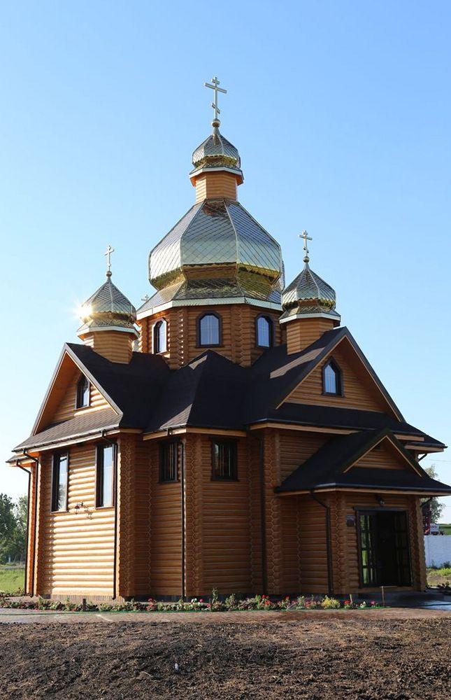 Храм Рождества Иоанна Предтечи, с. Старая Гнилица
