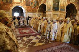 Річниця інтронізації Предстоятеля Української Православної Церкви