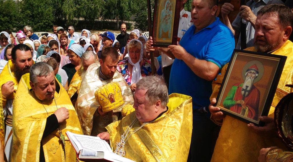Престольне свято в селі Вільча