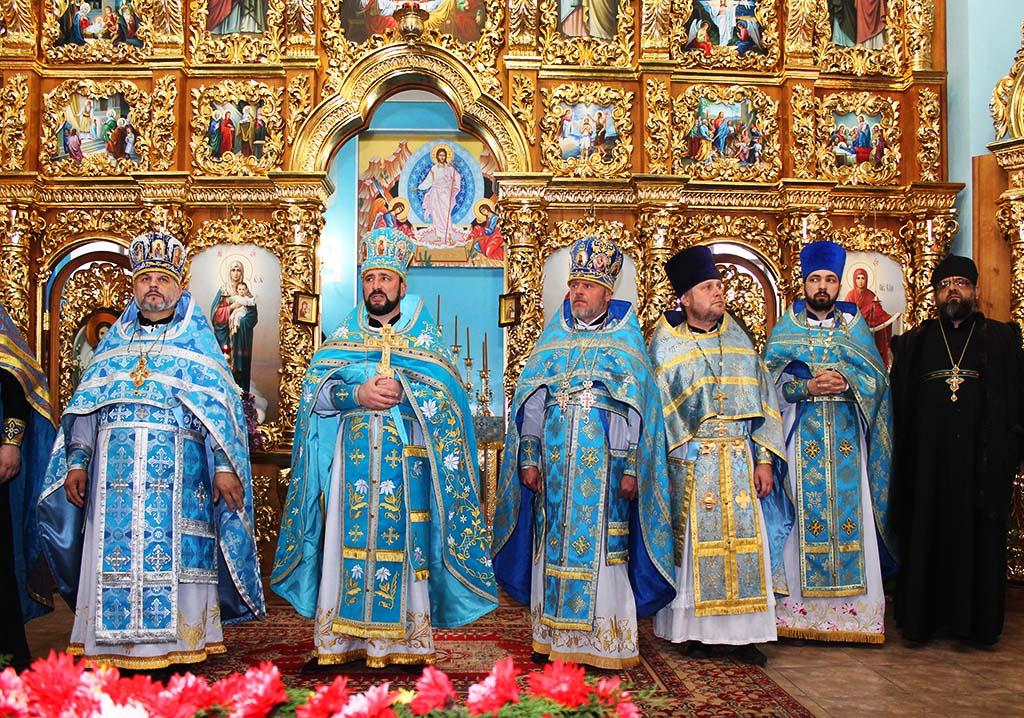 Престольне свято в м. Чугуєві