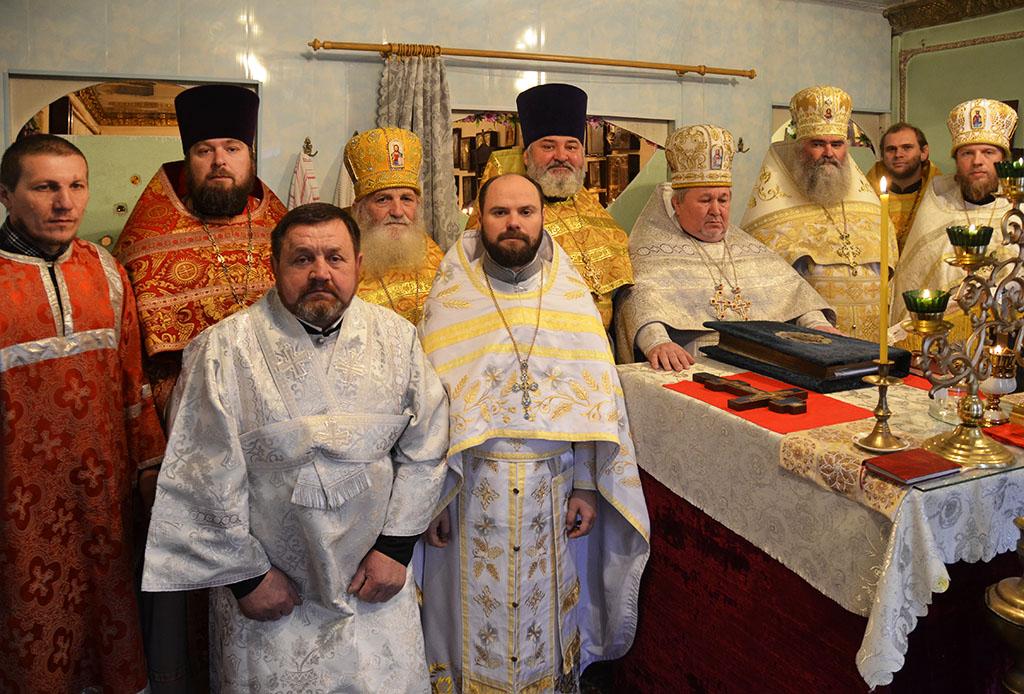 Престольне свято в селі Волохівка