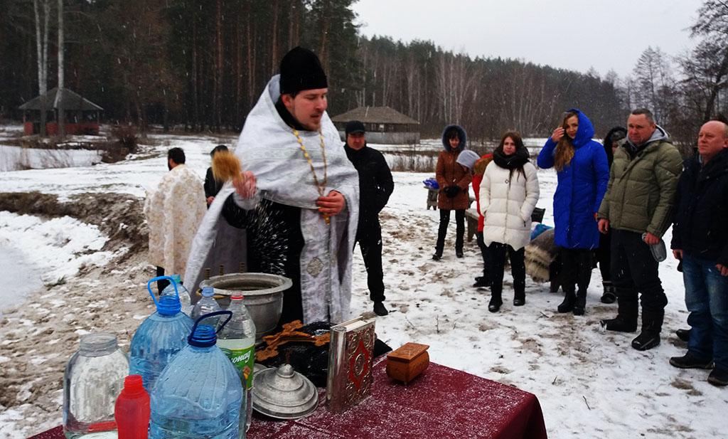 Свято Хрещення Господнього в с. Соколово